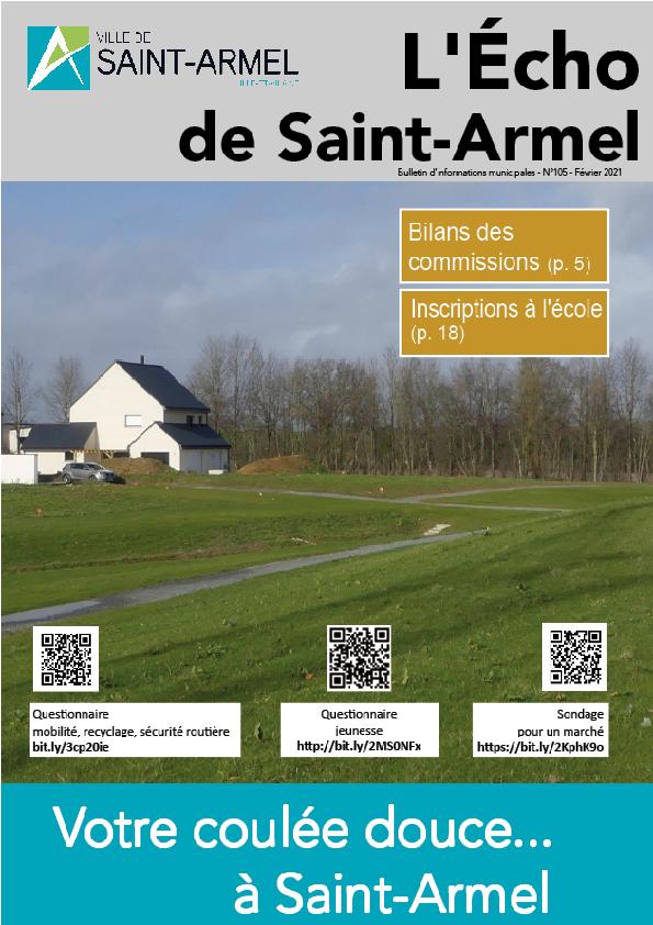 Publication Février 2021